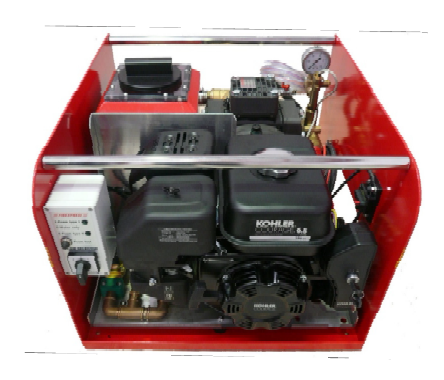 The Firexpress Pump Driven Unit